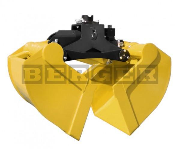 Kran Zweischalengreifer FBS-300-500K